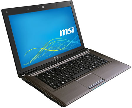 MSI Laptop