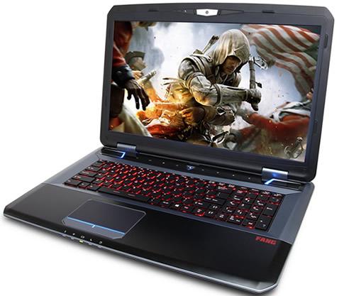 CyberPower FangBook X7