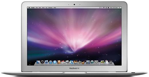 MacBook Air Model