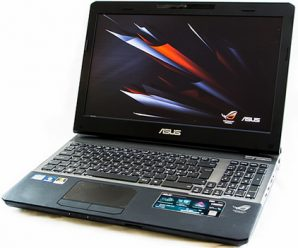Asus G55VW-S1020V Review