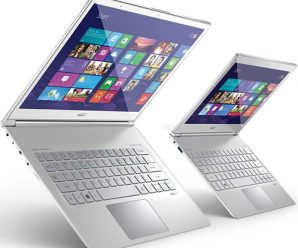 The External Battery for Acer Aspire S7 Offers 9 Hours of Operational Time