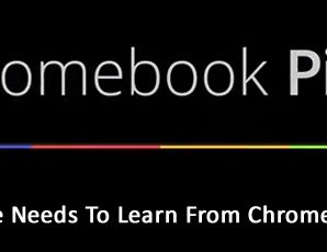 What Apple Needs To Learn From Chromebook Pixel?