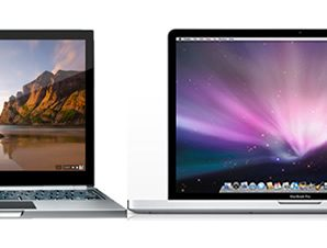 Comparison: Google Chromebook Pixel Vs. Apple MacBook Models