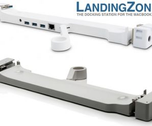 Landing Zone Offers Additional Ports for MacBook Air Users