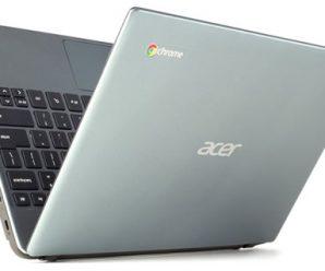 Acer Updates its C7 Chromebook