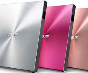Asus Officialy Announces Super-Thin DVD Writer for Ultrabook Users