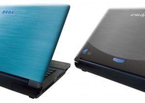 Ebten Releases Four Sega-Themed Laptop Models