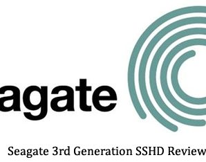 Seagate 3rd Generation SSHD Review
