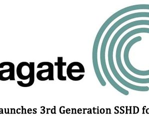Seagate Launches 3rd Generation SSHD for Laptops