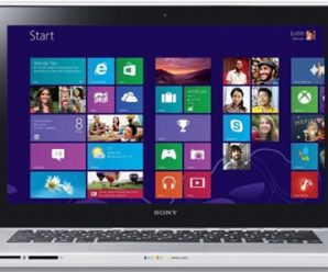 Sony Vaio SV-T1511M1E/S Review