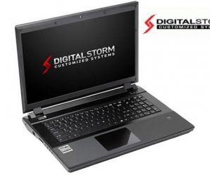 Digital Storm x17 Hands On
