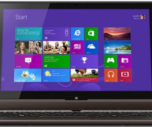 Windows 8 Touchscreen Laptops May Cause New Health Problems