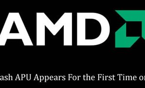AMD Temash APU Appears For the First Time on a Laptop
