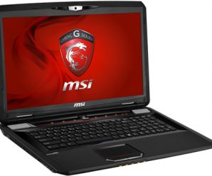 MSI Introduces the GX70 Gaming Laptop