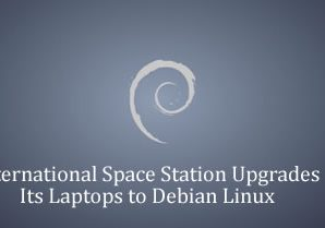 International Space Station Upgrades Its Laptops to Debian Linux