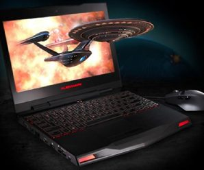 Dell Unleashes Three New Alienware Gaming Laptops