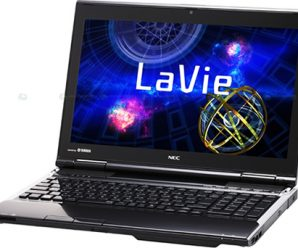 NEC Introduces Haswell-Powered LaVie L Laptop