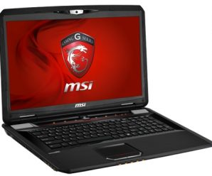 MSI Unveils the GX60 and GX70 Gaming Laptops