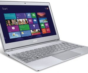Acer Releases an Aspire S7 Variant with Intel Haswell Processor
