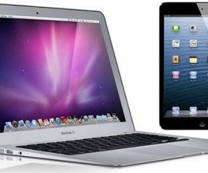 Comparing Between MacBook Air and iPad