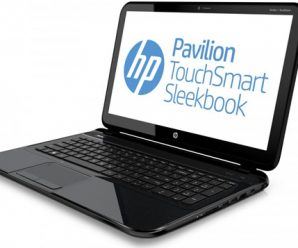 HP Pavilion Sleekbook TouchSmart 15-b153sg Review