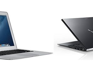 Comparing MacBook Air With Sony Vaio Pro