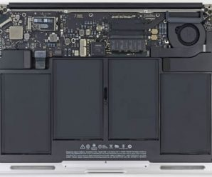Teardown of The New MacBook Air Reveals Some Internal Changes