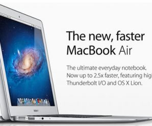 The New MacBook Air Isn't Much Faster Compared to Earlier Models