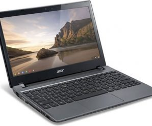 Acer Aspire C710 ChromeBook is Now Available From £150 in the UK