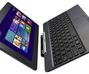 Asus Unveils the Transformer Book T100 in IDF