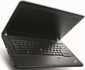 Lenovo Launches Four New ThinkPad Laptops