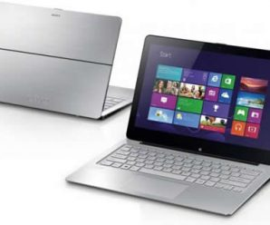 Sony Introduces the Vaio Flip Hybrid
