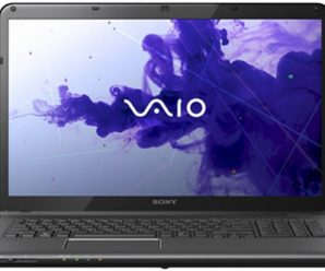 Sony Vaio SVE-1713Z1EB is Available for £700 in the UK