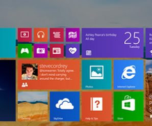 Windows 8.1 OS Will Be Available in the UK for £75