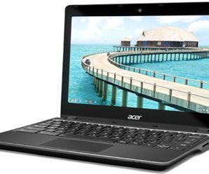 Haswell-Powered Acer C720 Chromebook is Officially Announced