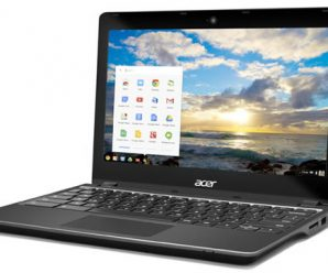 Acer Choose Intel Haswell Processor for the C720 Chromebook
