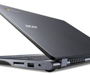 Acer C720 Chromebook May Offer Optional Touchscreen Display