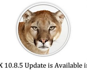 Mac OS X 10.8.5 Update is Available in the UK