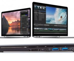 Laptop Comparison: Sony Vaio Pro 13 and MacBook Pro (2013)