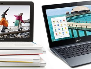 Comparison: HP Chromebook 11 and Acer C720