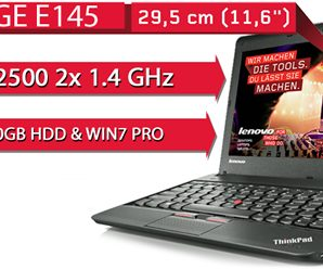 Lenovo ThinkPad Edge E145 Review