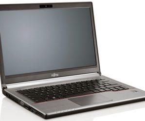 Fujitsu LifeBook E743 Review