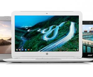 Asus and Toshiba are Working on New Chromebooks