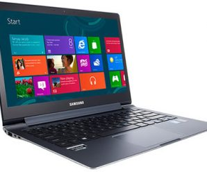 Samsung ATIV Book 9 Style May Have Faux Leather Cover on the Display Lid