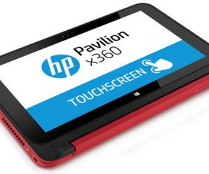 HP Unveiled Yoga-like Pavilion x360 Laptop