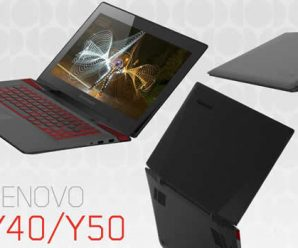 Lenovo Y40 and Y50 Are Two New Affordable Gaming Laptops