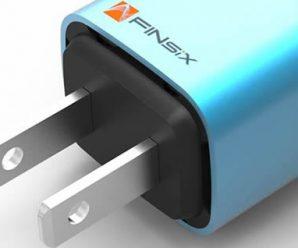 FINsix Highly Portable Laptop Adapter